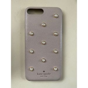 Kate Spade Pearl iPhone 6,7,8+ Case
